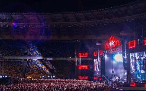 Организация фестиваля или концерта