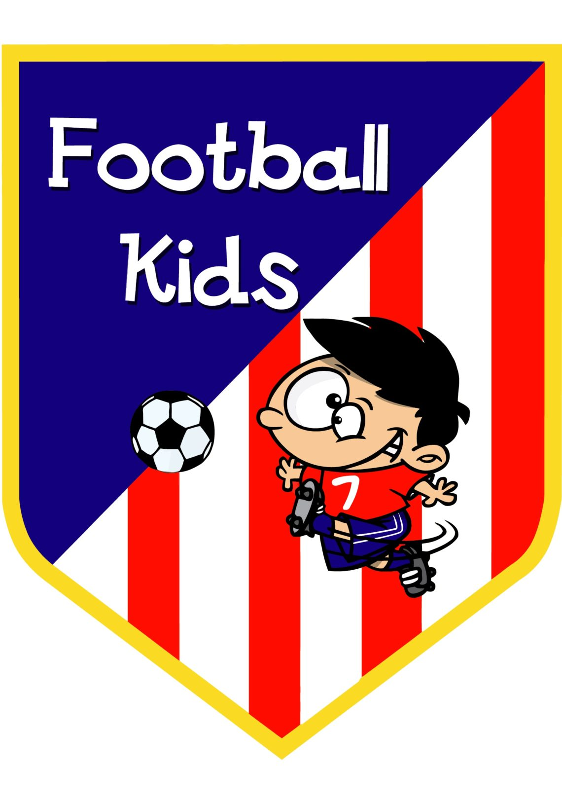 registration of tm football kids