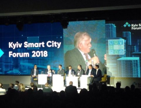 KYIV SMART CITY FORUM англ